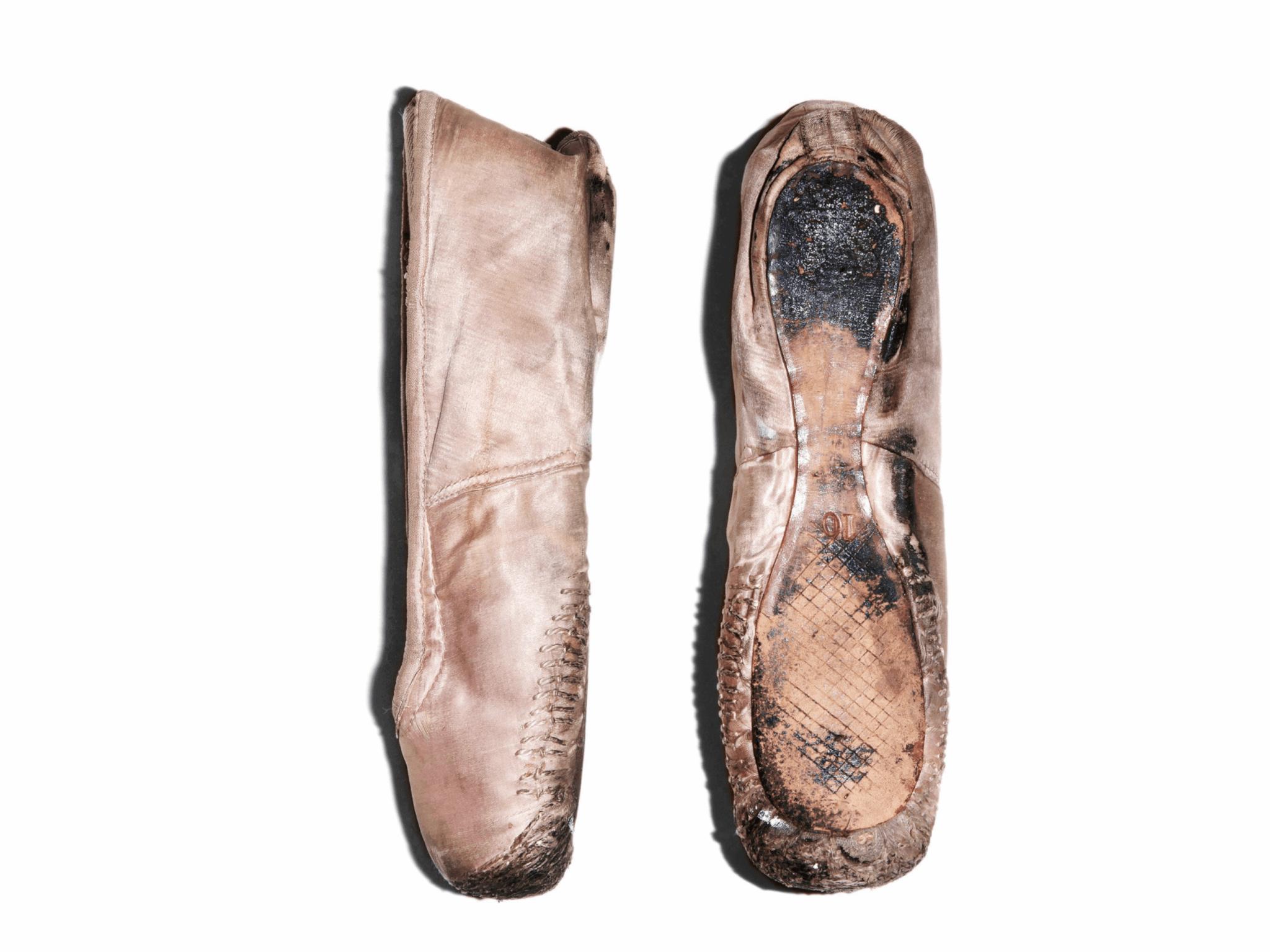 芭芙洛娃的舞鞋