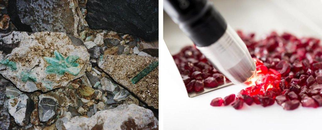 Gemfields在非洲莫桑比克及贊比亞分別有紅寶石及祖母綠寶石的礦場,出產世界上70%的紅寶石及25%的祖母綠寶石。