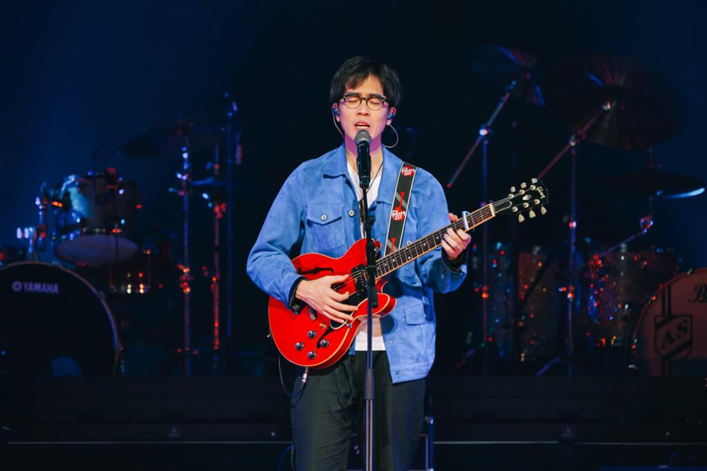 五千張音樂會門票在演出前售罄,對新加坡歌手來說,是不錯的成績。