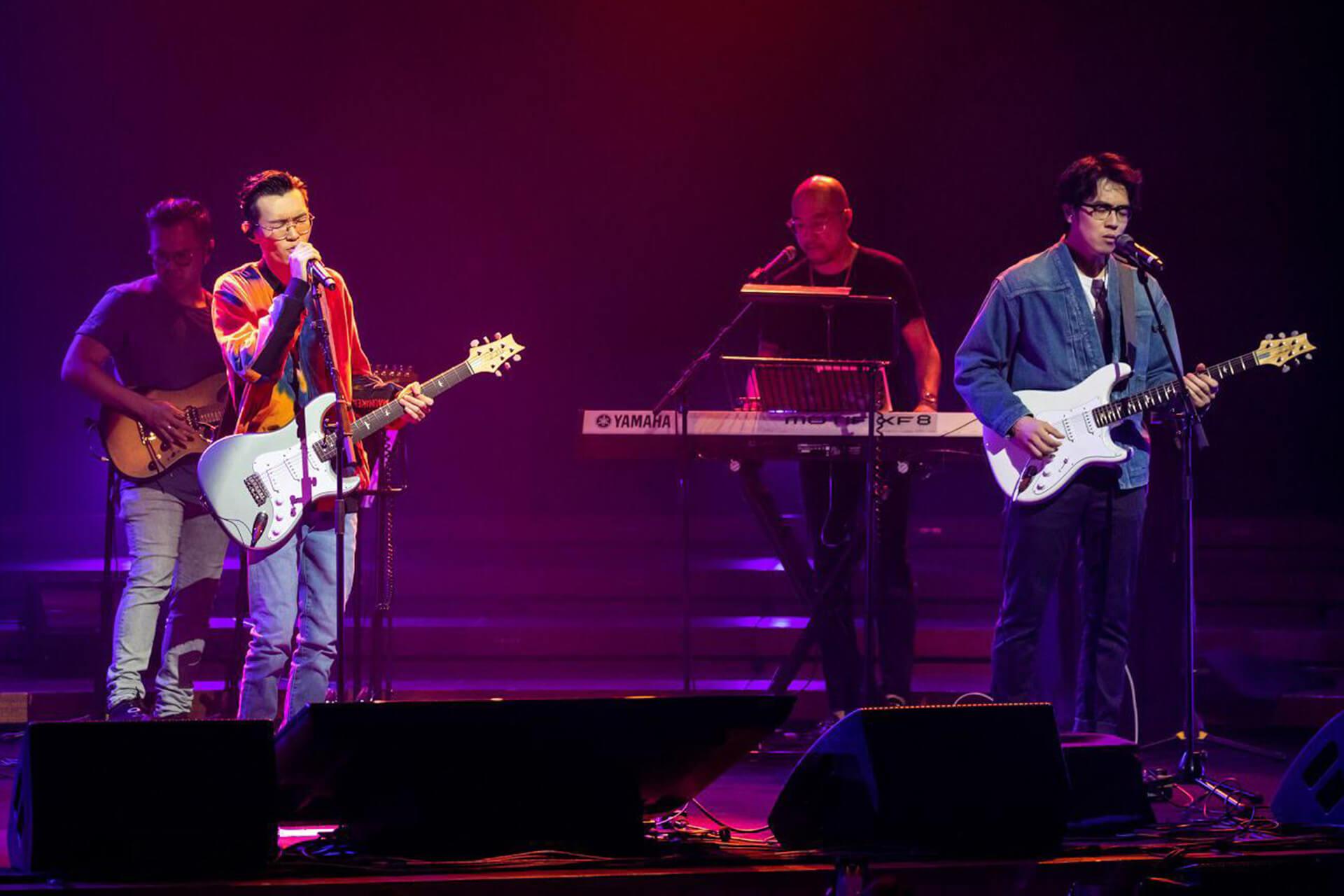 今年2月,方大同在新加坡舉辦演唱會,找了Charlie當嘉賓。