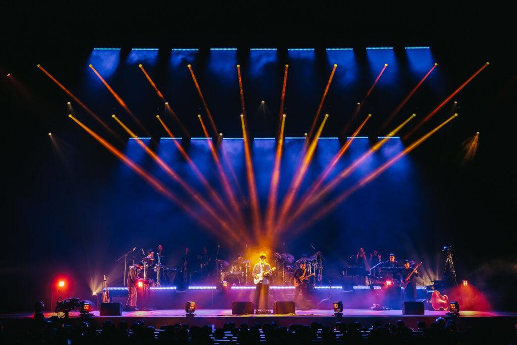 去年年底,Charlie在新加坡濱海藝術中心(Esplanade)舉辦了音樂會。