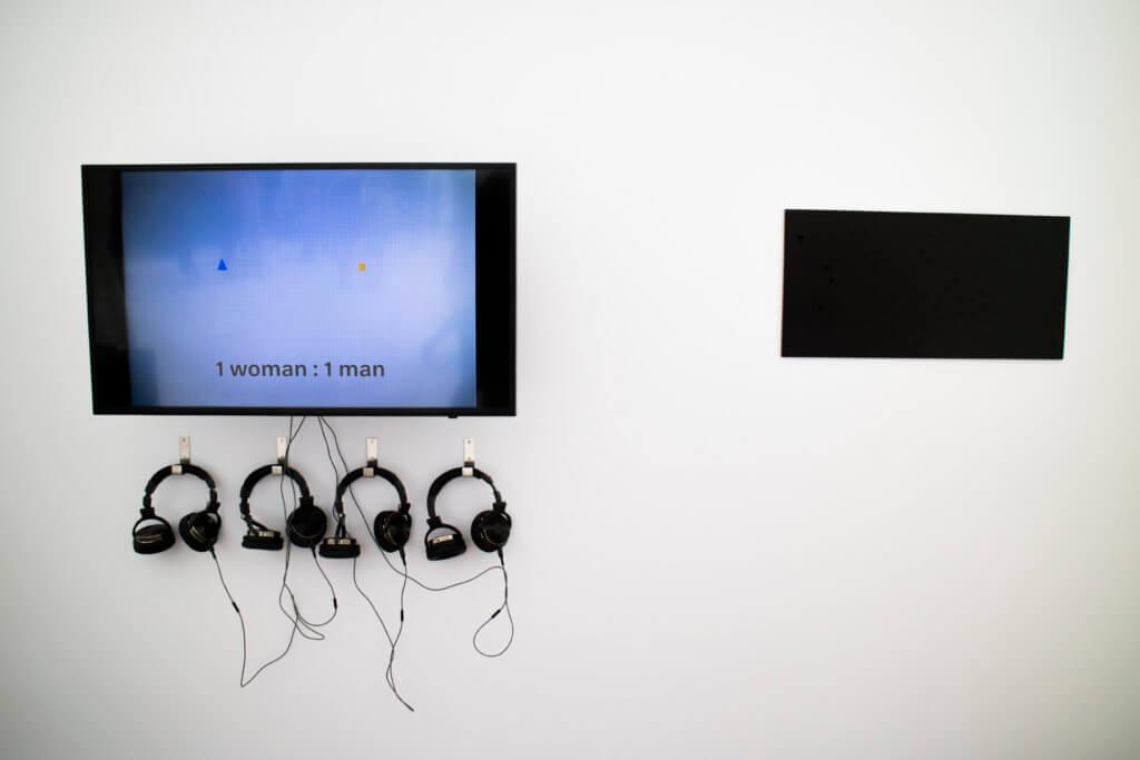 「聽.見移民工人」曾於今年一月在英國文化協會主辦的《SPARK: The Science and Art of Creativity》中展出。