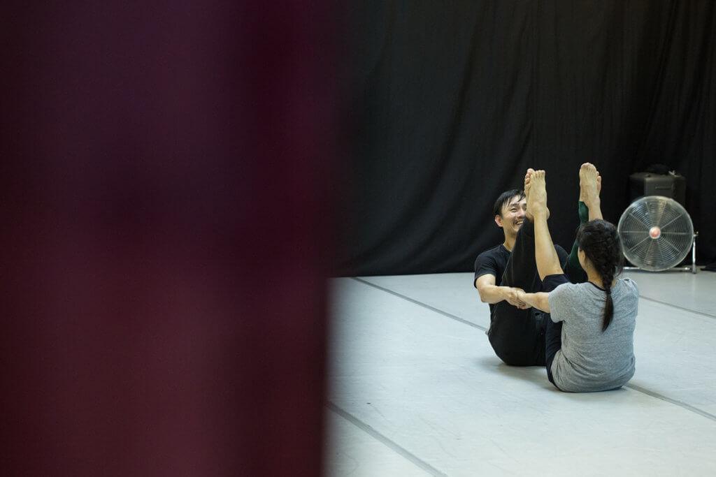 相隔多年再同台跳舞,當然會懷念以往的時光,但二人最想避免的就是爭執。