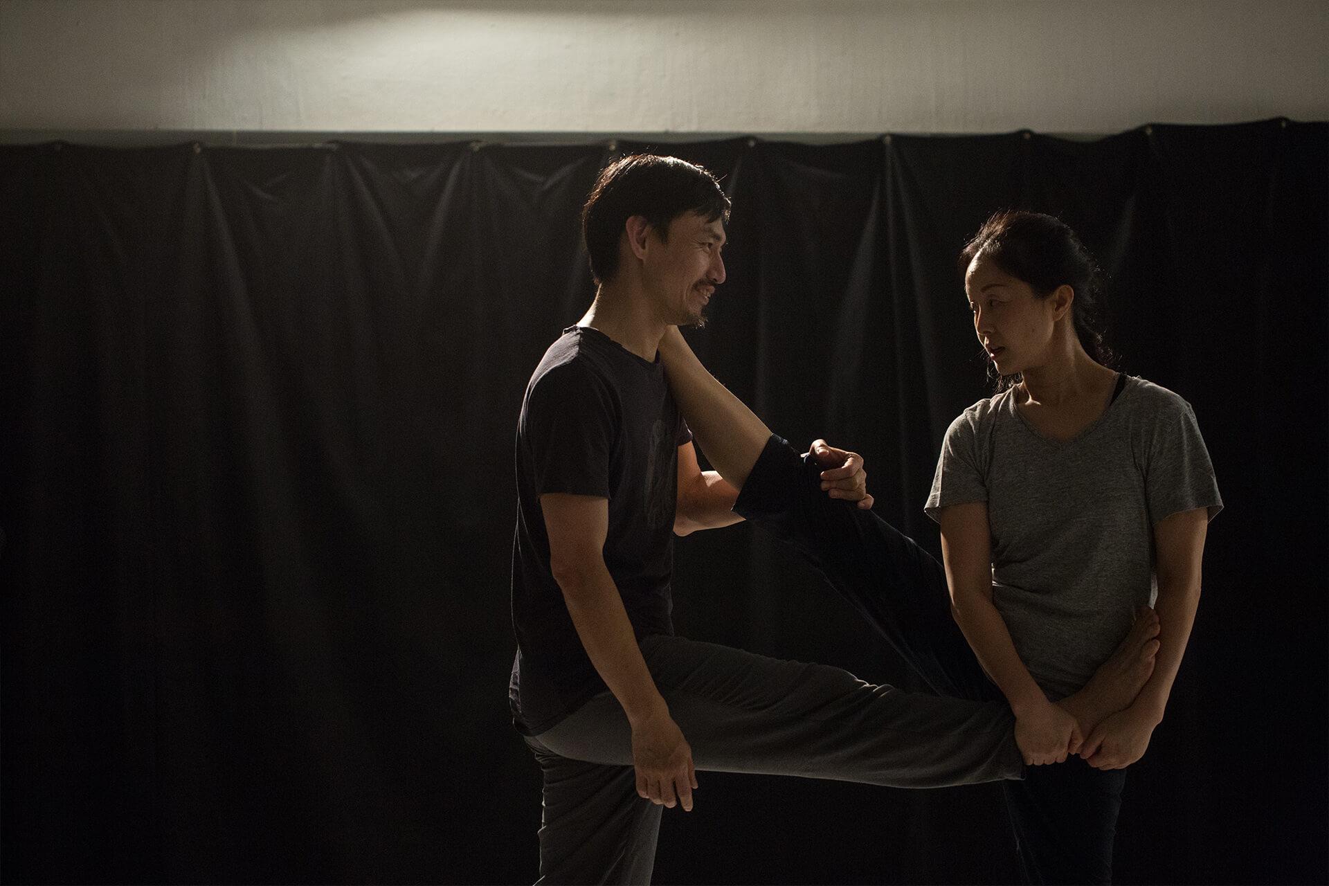 王榮祿與周金毅相識三十年,相隔十九年後,終於再次在舞台上共舞。