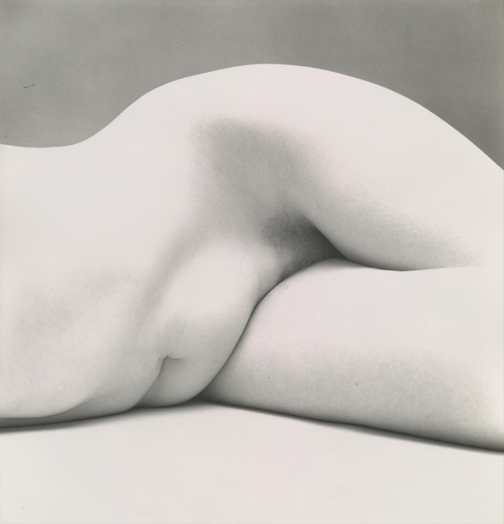 創作範疇廣泛,圖為裸體作品《Nude No.62》。
