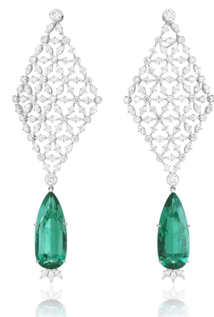 Chopard的Green Carpet Collection曾用上Gemfields出產的祖母綠寶石,是不少女星的紅地氈選擇。