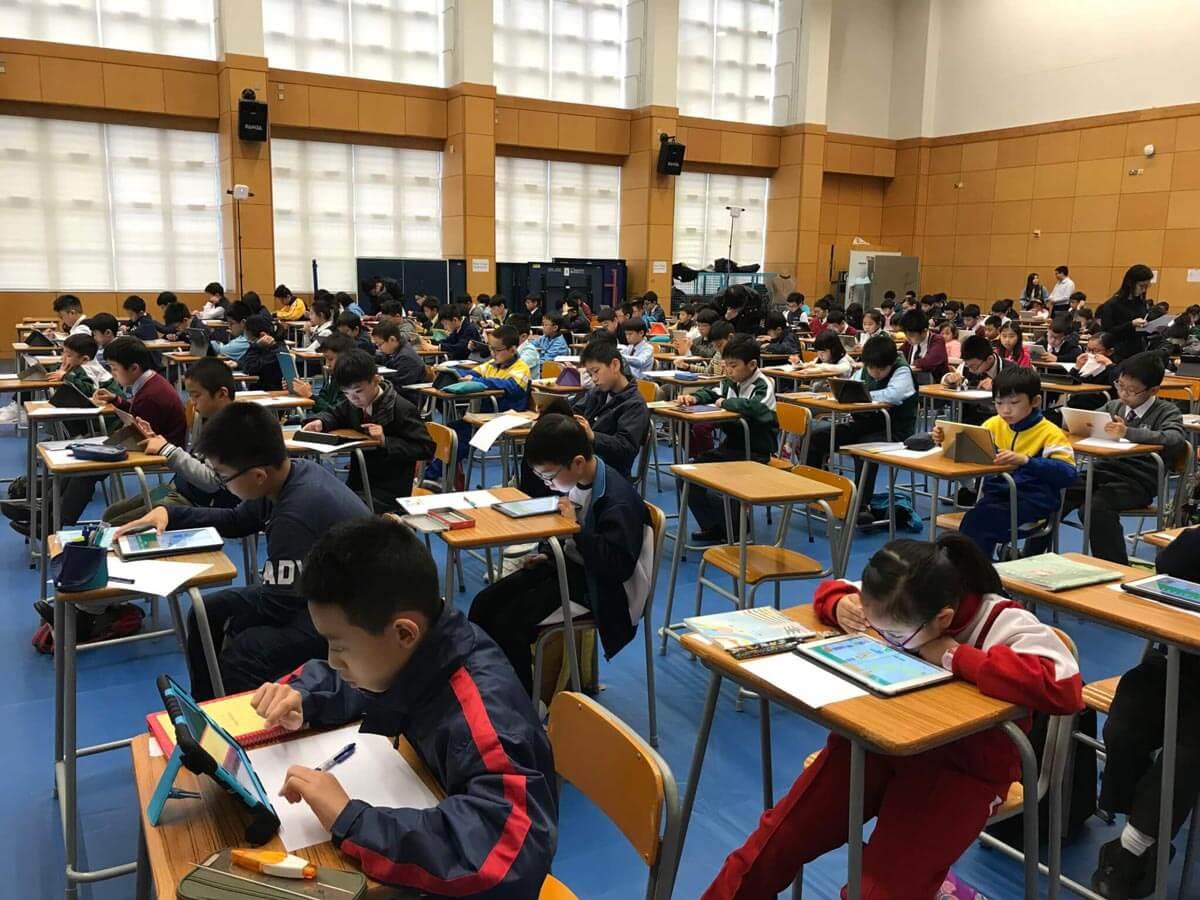 今屆比賽反應熱烈,共有超過3500名同學參與,更有多達231名同學晉身決賽,每一位同學均專心一致地面對挑戰。