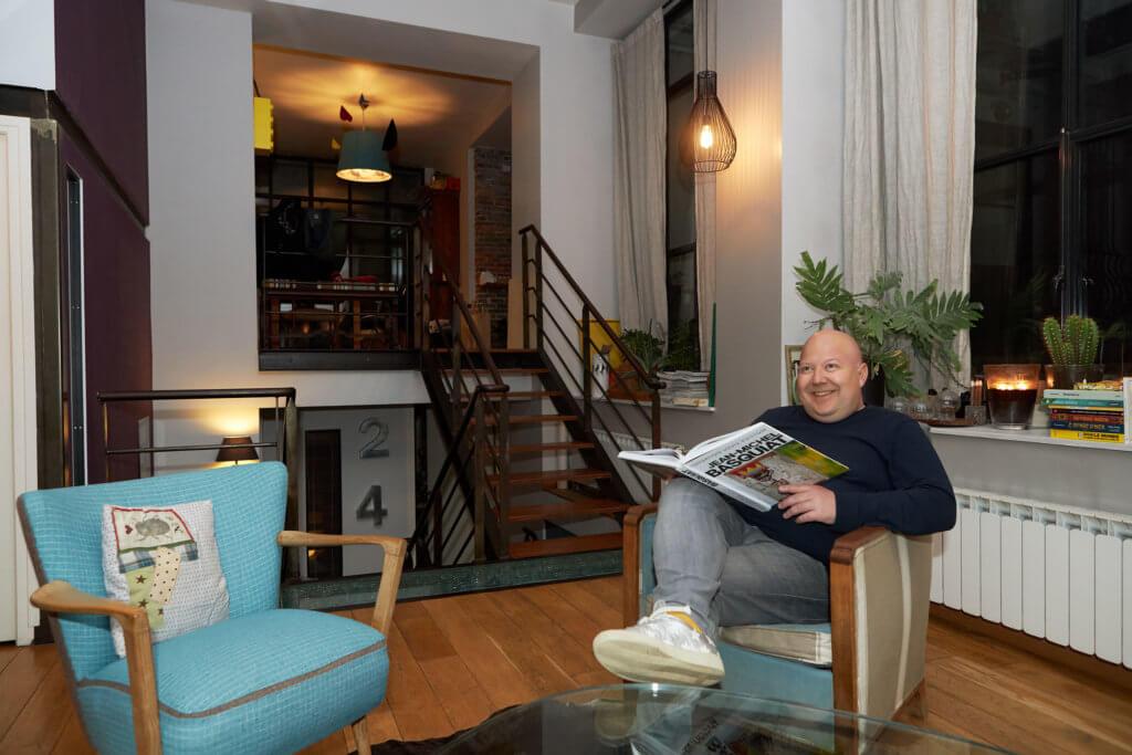 專訪Pinel et Pinel創辦人Fred Pinel-走進設計師的家