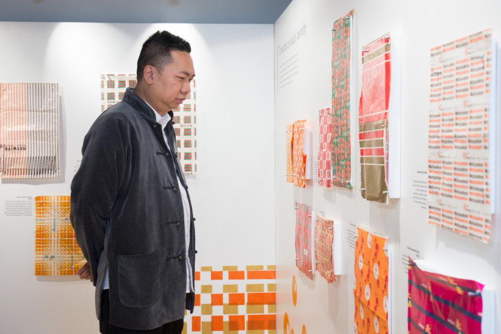 設計師胡兆昌花了兩年多搜羅香港不同的印刷品,展覽展出的只是冰山一角。
