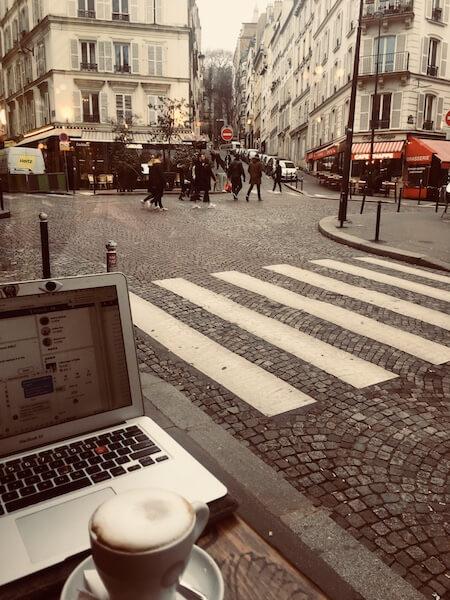 蘇靈茵曾經去不同地方睇樓,作為外國人,又是自 由工作者,在巴黎租樓比登天更難。