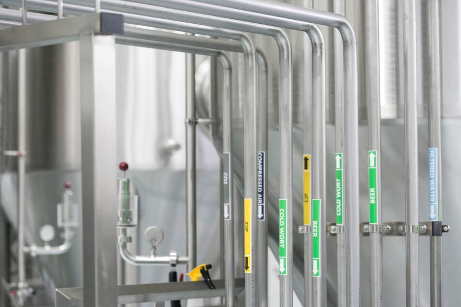 Lager發酵和熟成時間較長,而在這段時間中,溫度的轉變、時間的長短都會影響味道的發展和平衡。