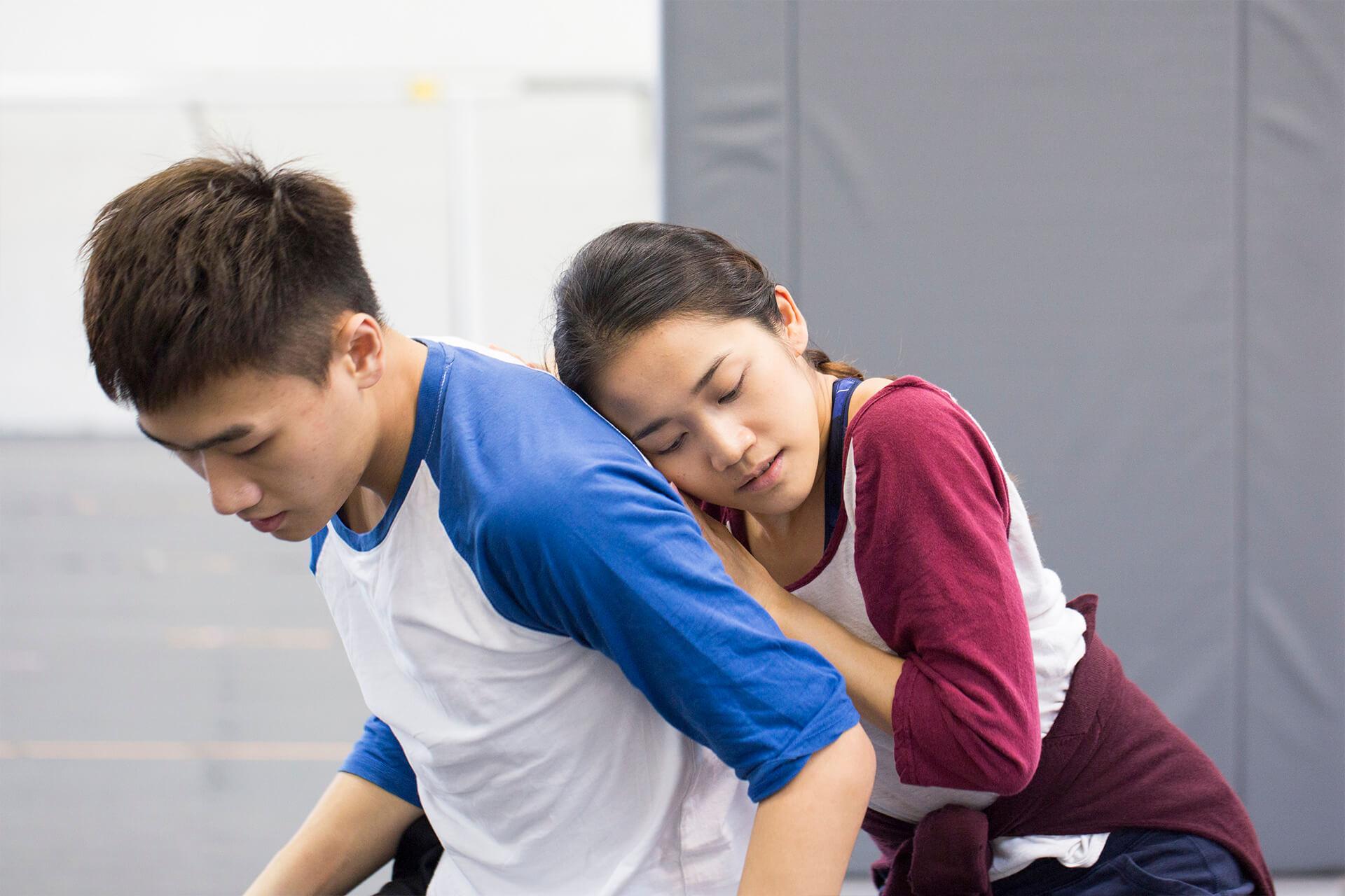 2019年版本的《冬之旅》主要由舞者創作動作,再由黎海寧作編排。