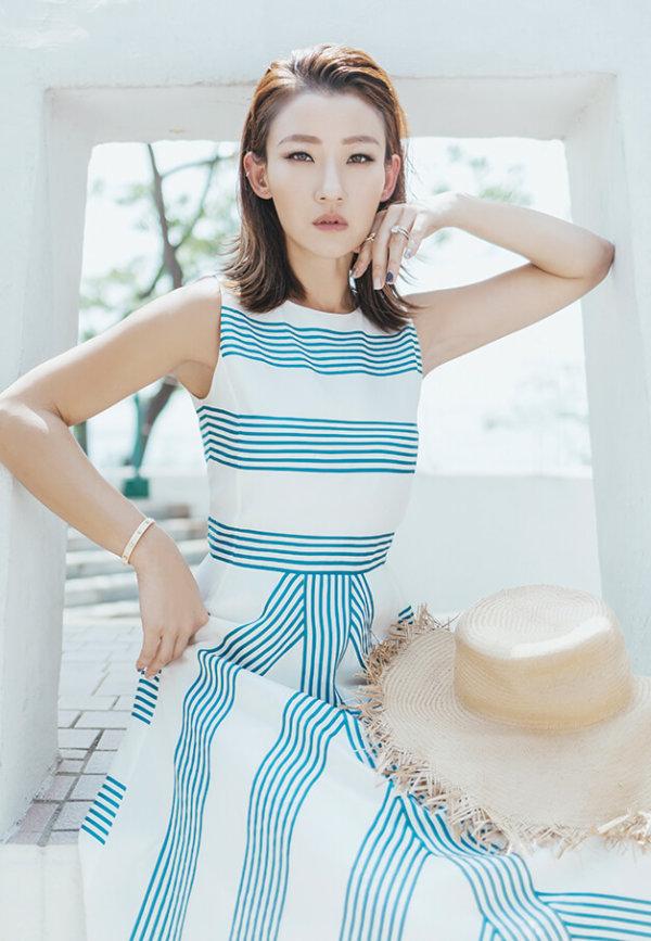 Esther Sham 沈依紅 兩子之母,也是Maison ES主廚,不折不扣的時裝愛好者,發展個人興趣的全面女性。