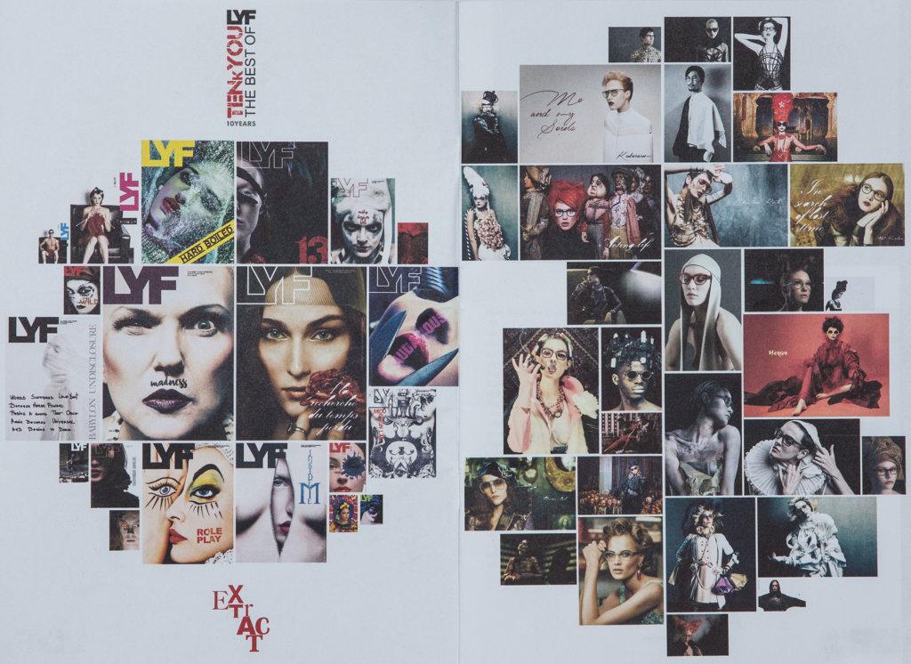 眼鏡雜誌《LYF》,默默地發掘來自世界各地優秀眼鏡品牌。
