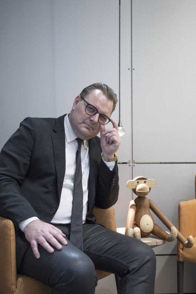 品牌全球首席營銷官Nikolaj Schnoor