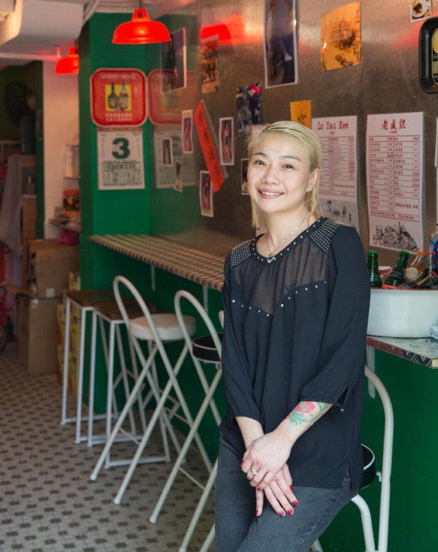 「老友記1947」小食店事頭婆用心炮製香港地道小食
