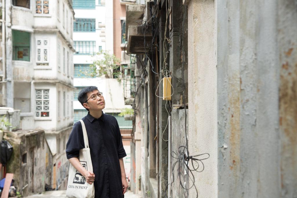 中西區關注組創辦人羅雅寧十多年致力推動香港歷史建築的保育