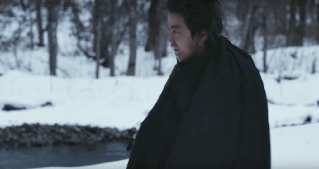 《密使和番人》由時代劇專門Channel和日本電影Channel合力出資,一反時代劇傳統。