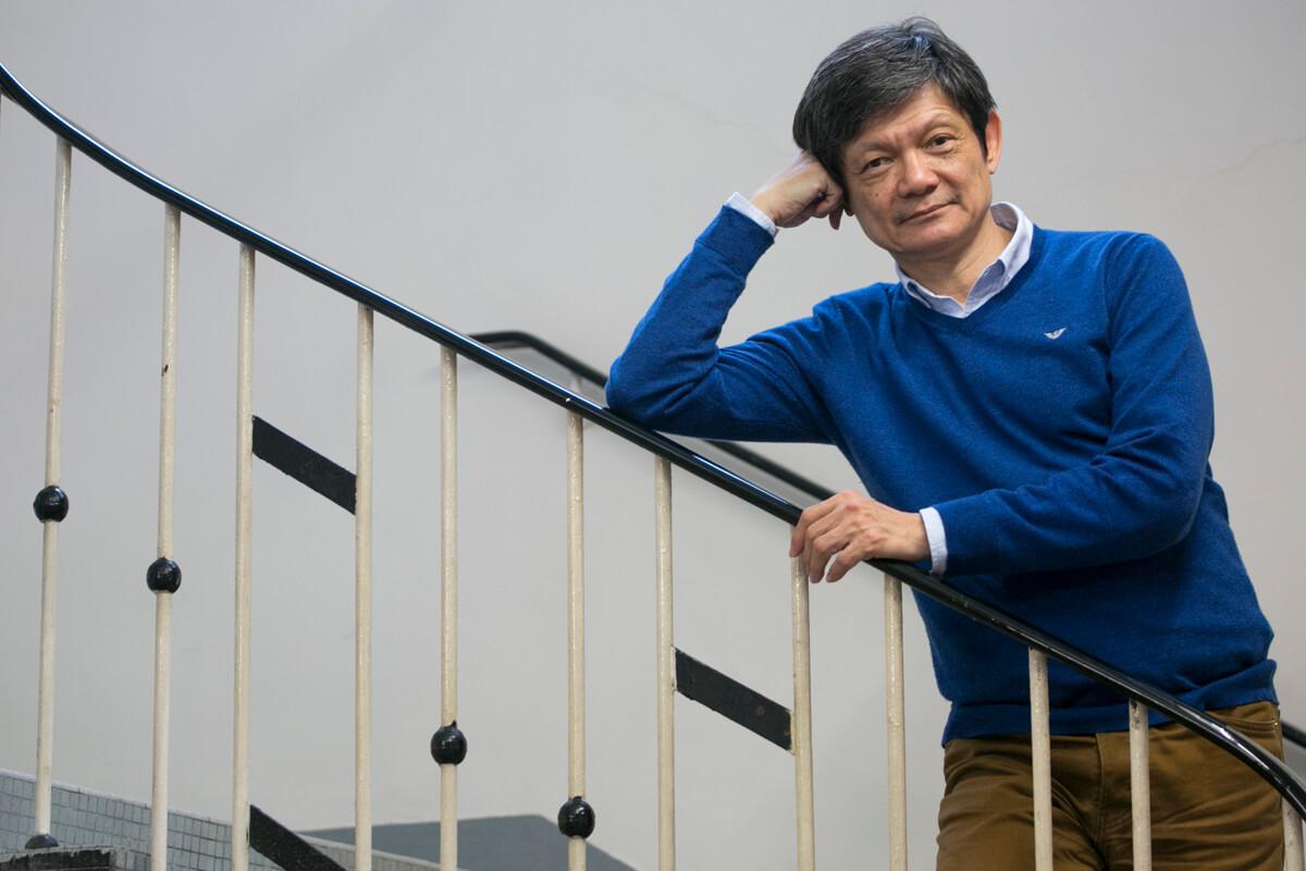 曹誠淵說當年從外國讀書回港時,發現香港真的是文化沙漠,讓他感到窒息,促使他創立CCDC。