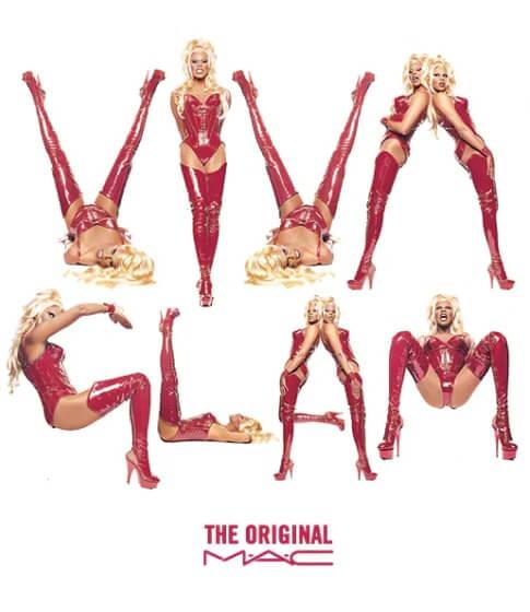 1994年,品牌選用變裝皇后RuPaul作廣告模特兒。