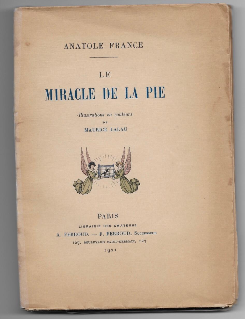 《 喜鵲的奇蹟》封面