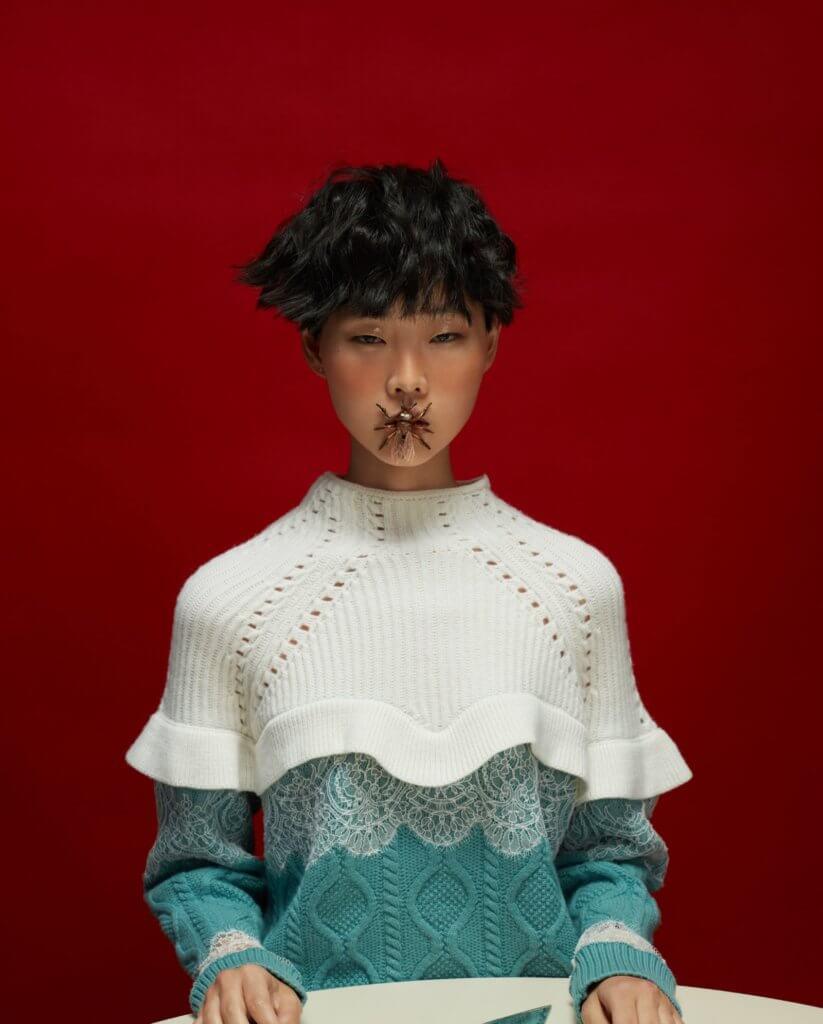 Dress from Fendi $24,500