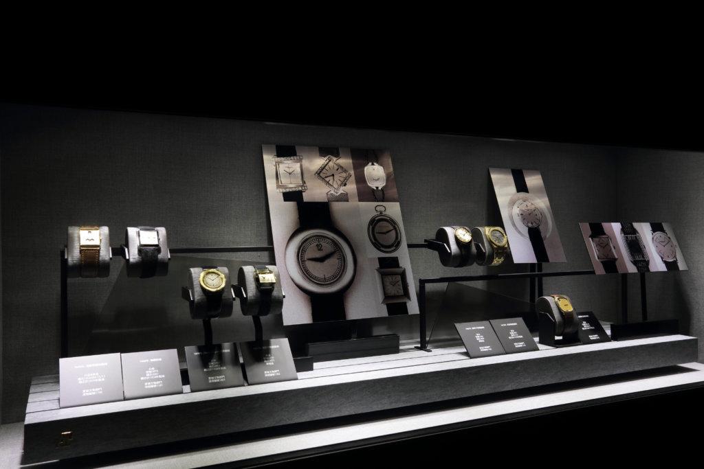 品牌在台北的發布會上除了有全新Code 11.59系列,還一併展出七枚典藏歷史錶款。這是系列繼SIHH後首次正式在亞洲區推出,品牌之後會在上海舉行揭幕晚宴,慶祝系列於中國面世。