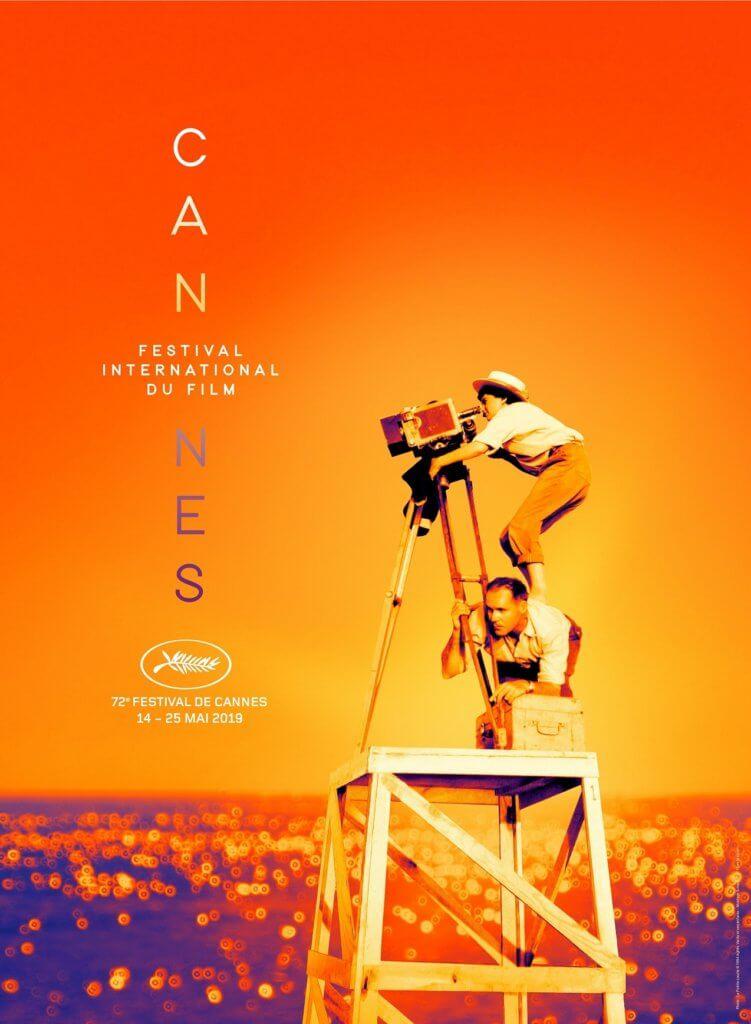 今年電影節海報上架着攝錄機拍攝的,是早前去世的法國新浪潮電影教母AgnesVarda。