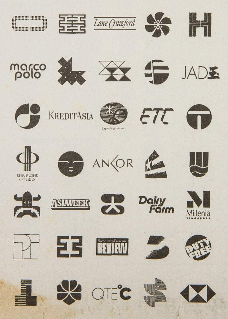 香港不少企業的品牌形象都由Henry操刀,不少商標沿用至今。