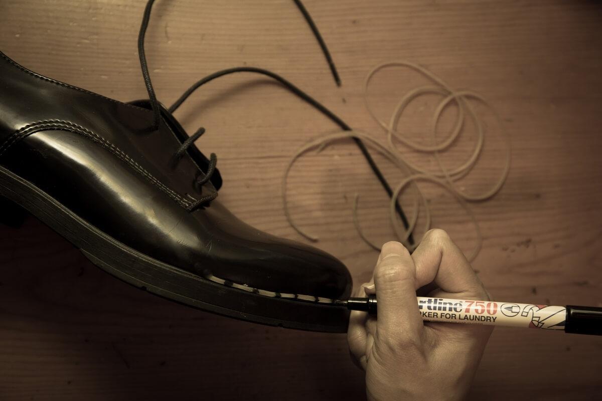 阿塗的藝術天分,懷疑就從DIY皮鞋時期開始埋下了種子。