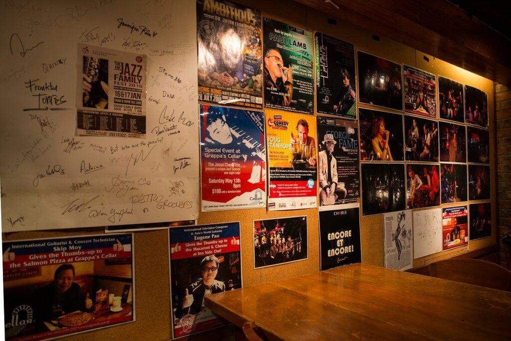 場地開業二十年,無數本地和國際的表演者曾在那裡演出。