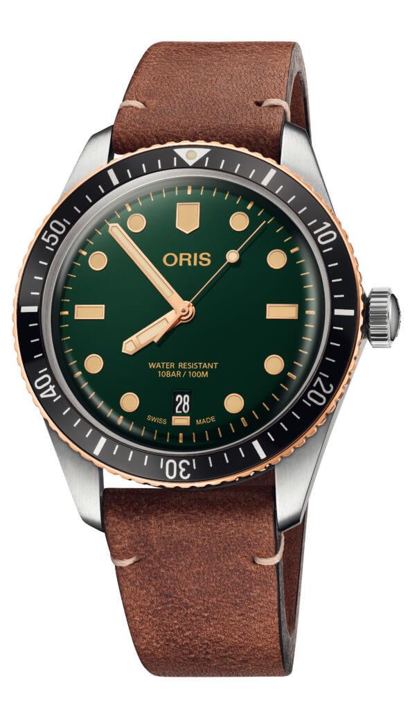 Oris- Big Crown Pointer Date ($15,500)
