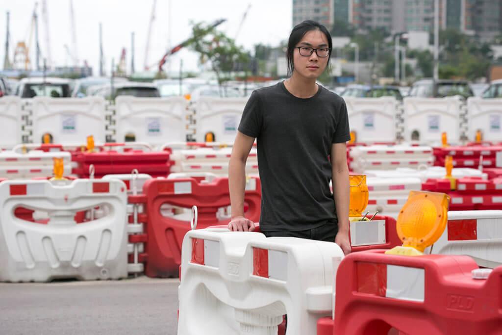 攝影學生郭可文因為雨傘運動開始發掘六四歷史