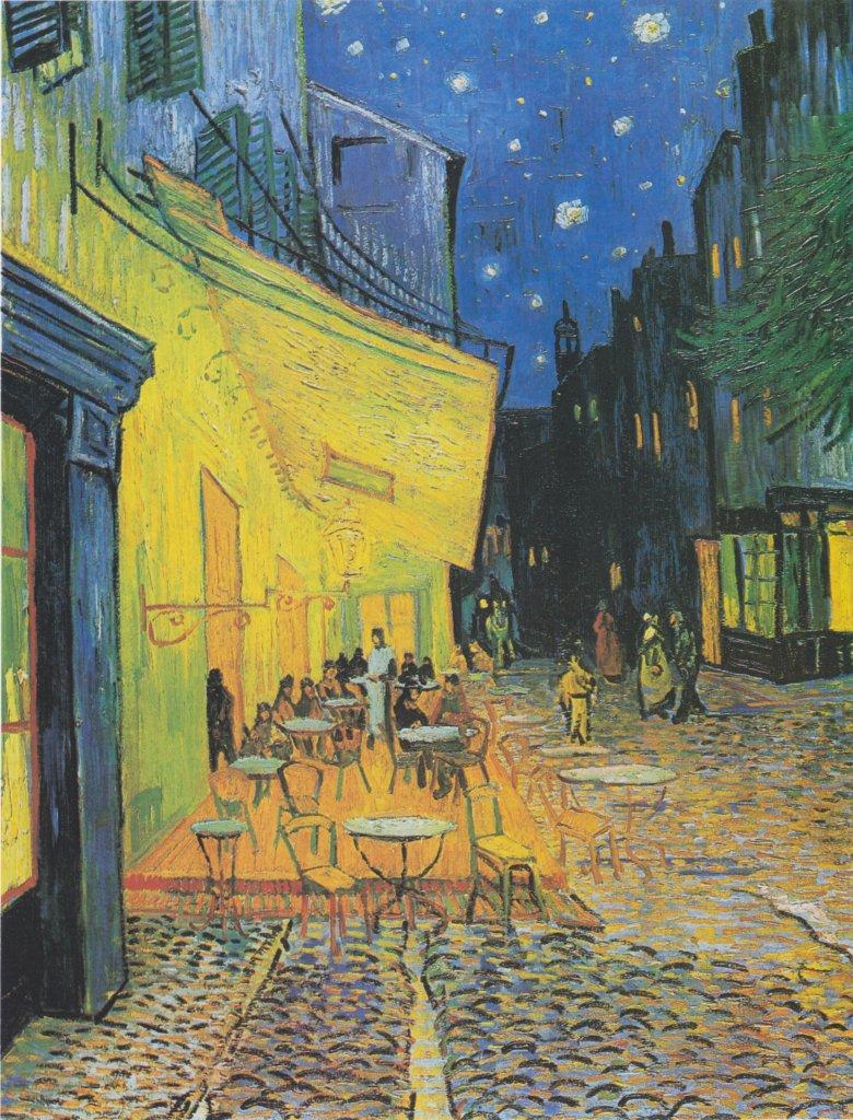 Vincent van Gogh, Café Terrace at Night