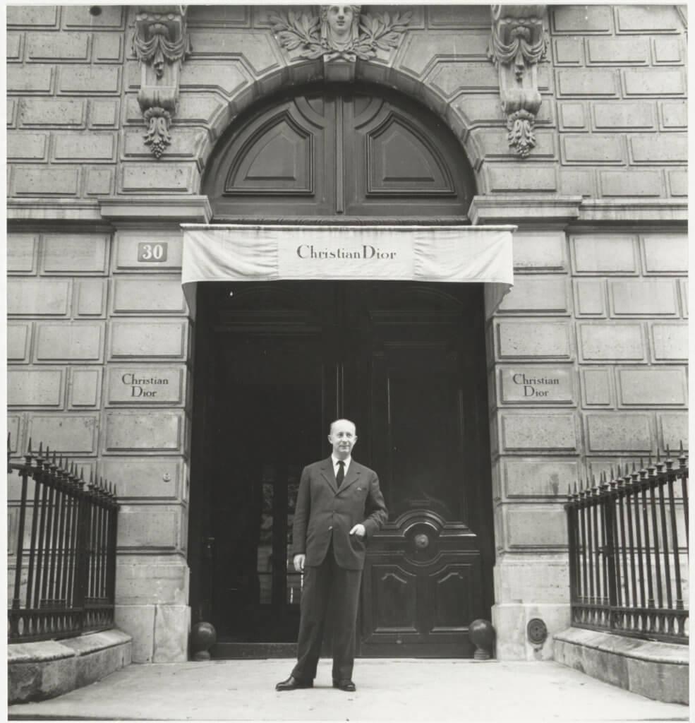 「如果你的建議成真,我一定要選這座樓房,別處絕不考慮。」Dior先生對蒙田大道30號的樓房就是一見鍾情。