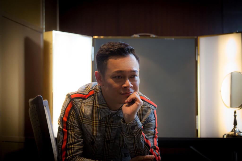 梁祖堯視能搬演三齣舞台劇為人生成就,今次的《尋常心》是其一,另外是2013年公演的《屈獄情》。他笑說:「第三齣做得成我再話你知。」