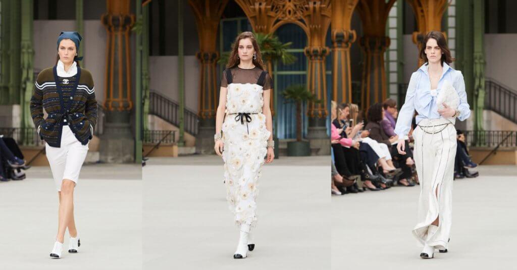 Chanel設計的神髓在於簡潔優雅,舒適實用,無論日常或旅途中都能令女性感到自由自在,今個系列是Virginie Viard處女作,更叫人期待。