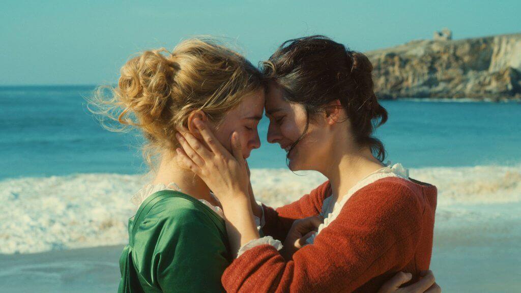 《Portrait of a Lady on Fire》是今年唯一古典主義電影,細膩刻劃一段女同性愛戀。