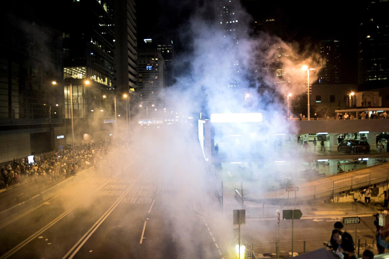 攝影:Alex Ogle / AFP