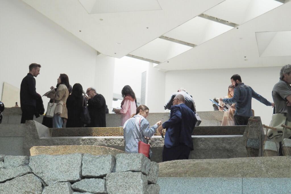 來自世界各地的媒體包括《明周》都聚集於此,與29位候選人討論工藝與藝術。