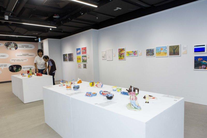 「藝燃薪–展能藝術計劃」踏入最後一年,早前於南豐紗廠The Annex舉行終期展演。