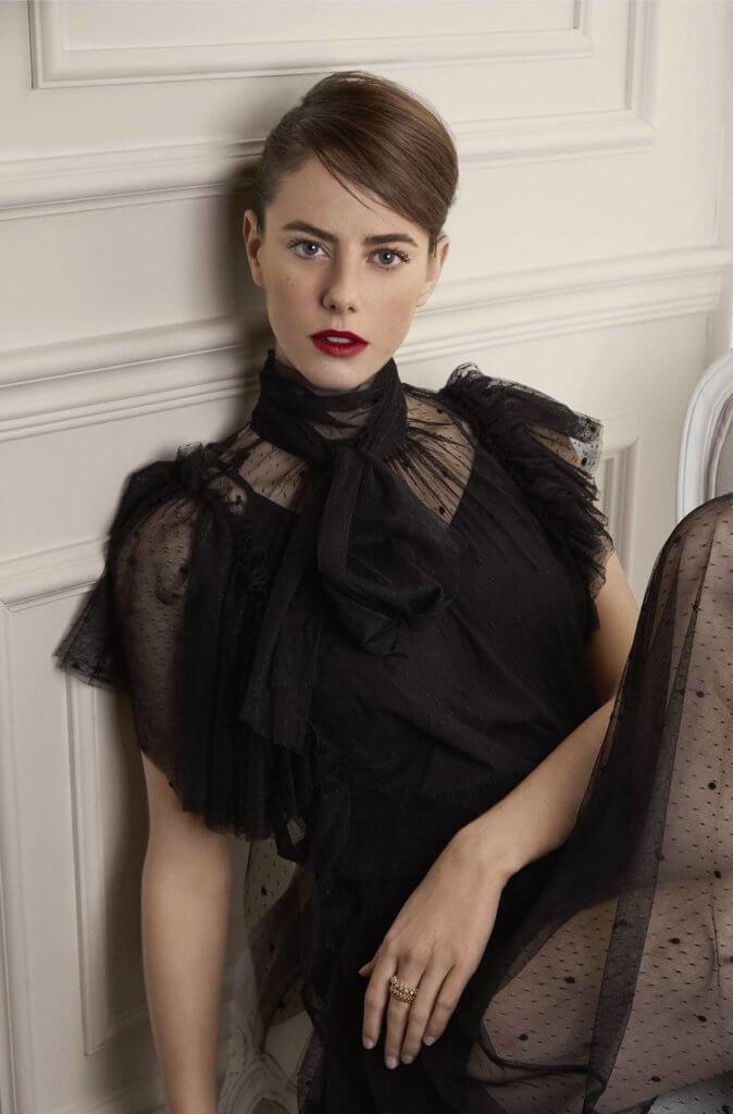 巴西裔英國女演員Kaya Scodelario
