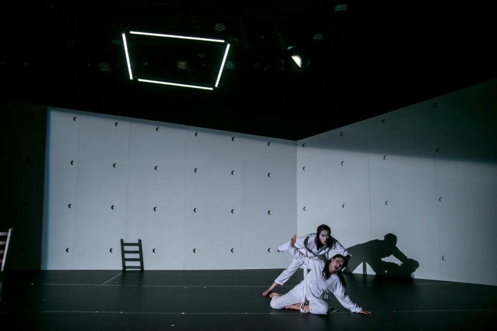 《渴求海鷗》以「房間」劃分演出片段,一房間一故事,由導演及學員共同創作。