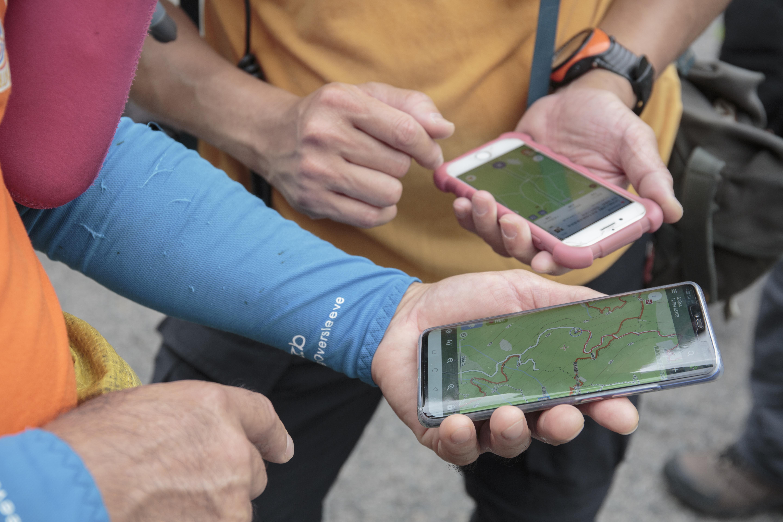 手機信號可鎖定搜索範圍。