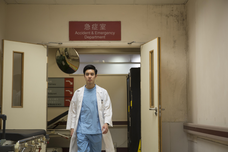 Jason選擇當急症室醫生,因為愛其彈性,可以面對病人最開初亦是最有趣的十五分鐘。