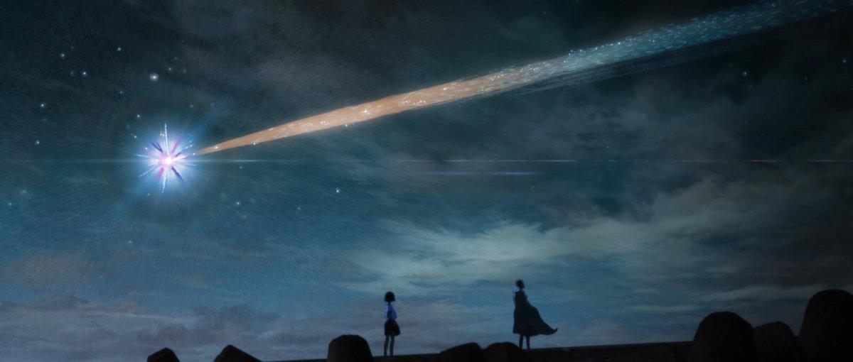 電影一邊帶領大家感受海洋的浩瀚,然後將海洋連接宇宙,探索宇宙起源。