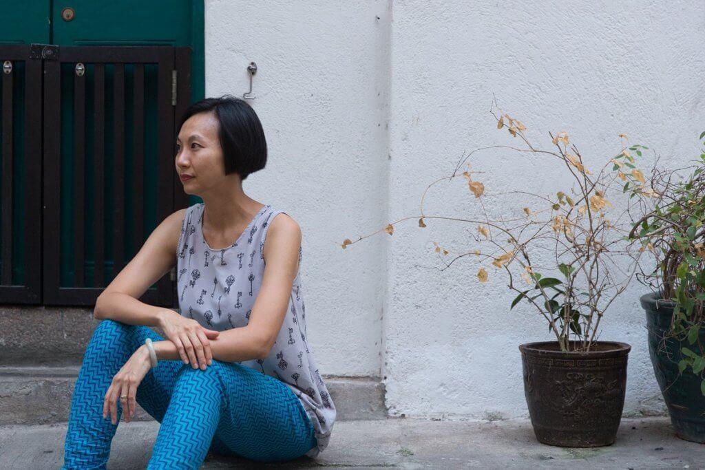 Clara近年與友人成立「藝術到家」,致力推廣社區藝術。