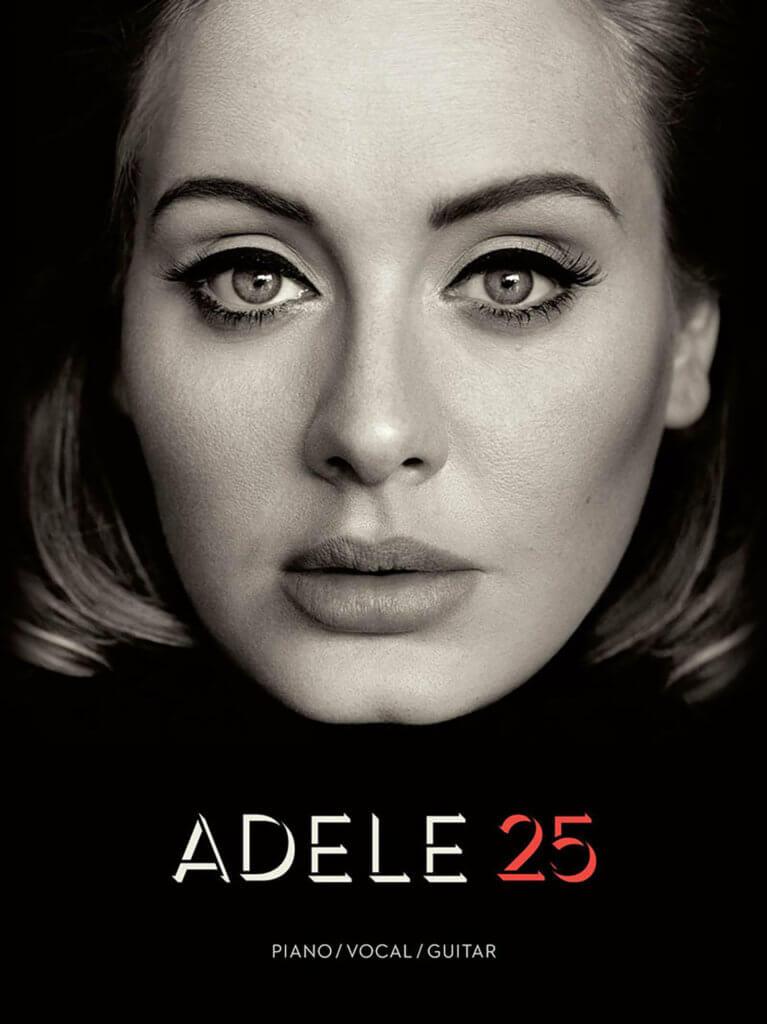 Adele的《25》專輯封面亦是出自Alasdair McLellan之手。
