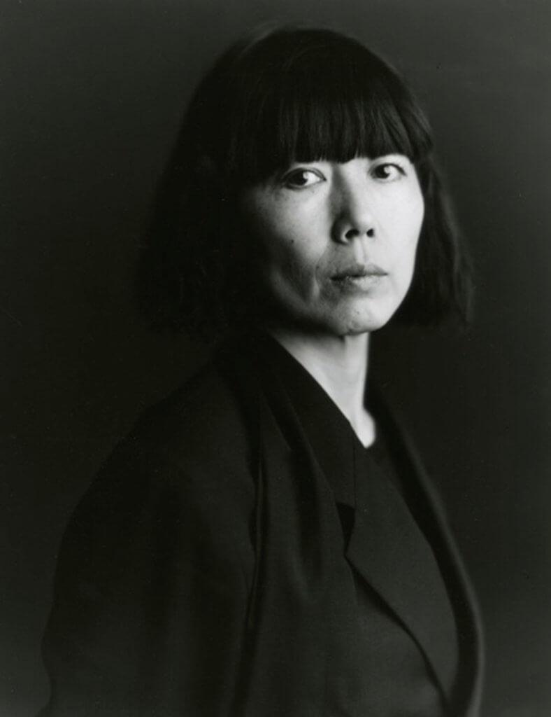 時裝品牌Comme des Garçons的主理人川久保玲