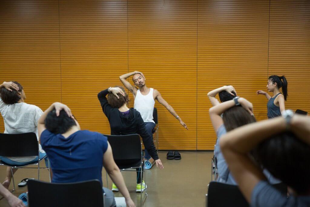 Susi有分籌辦的養生瑜伽班,在緊張的社會氣氛下為大家減壓。